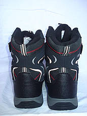 Фирменные термоботинки, Karrimor, оригинал, цвет черный, размер 37, фото 2