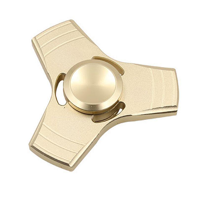 Spinner спиннер антистрес трикутник (метал)
