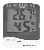Термометр с гигрометром 218 D LO