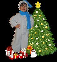 Костюм новогодний Снеговик