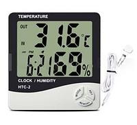 Термометр с гигрометром HTC -2 LO