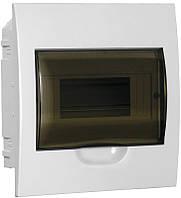 Корпус пластиковий на 8 модулів внутрішній ІЕК ЩРВ-П-08 (MKP12-V-08-40-20)