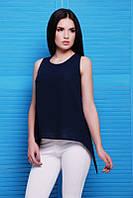Майка синяя в категории блузки и туники женские в Украине. Сравнить ... 02c63827e3543