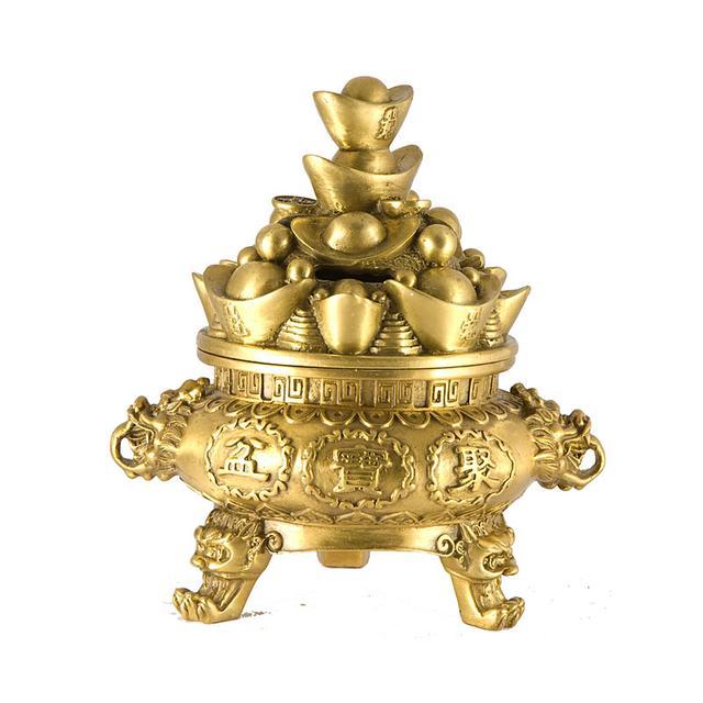 Чаши богатства, золотые слитки, чаши желаний