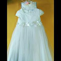 Нарядное платье для девочки 4-5лет