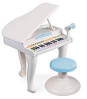 Музыкальная игрушка Рояль белый Weina (2105)