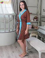 Комплект «Ночная рубашка и халат» ТМ «Omali» (оm002801)