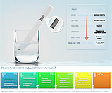 Тестер анализатор качества воды Xiaomi Mi TDS Pen. TDS-метр, cолемер. Оригинал, фото 2