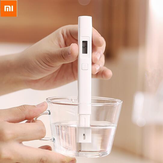 Тестер анализатор качества воды Xiaomi Mi TDS Pen. TDS-метр, cолемер. Оригинал