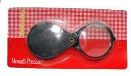 Лупа Memoris-Precious,  d=60мм, в пластиковому футлярі