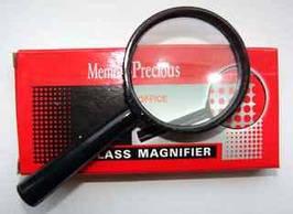 Лупа Memoris-Precious,  d=40мм ,  в пластиковій оправі