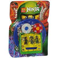 Игра 2 в 1. Бейблейд с героями Нинзяго, NJ Beyblade, есть в наличии