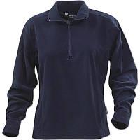 Женский флисовый свитер