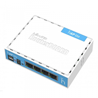 Точка доступа MIKROTIK RouterBOARD RB941-2nD Lite