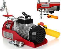 Електрический тельфер лебедка 250 кг KRAFT&DELE