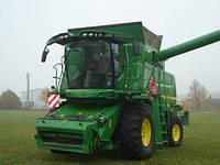 Комбайн зерноуборочный JOHN DEERE T660