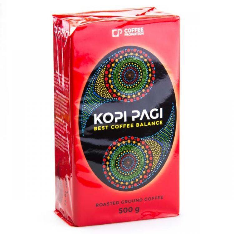 Кофе молотый Коппи паги Африка 500г