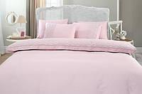 Gelin home КПБ JESSICA RANFORCE евро розовый