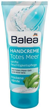 Крем для рук Balea алоэ вера и соль Мертвого моря 100мл, фото 2
