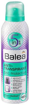 Дезодорант - антиперспирант Balea 5в1 защита 200мл, фото 2