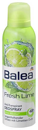 Деоспрей Balea Fresh лайм 200мл, фото 2