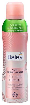 Дезодорант - антиперспирант Balea fit for sport 200мл, фото 2