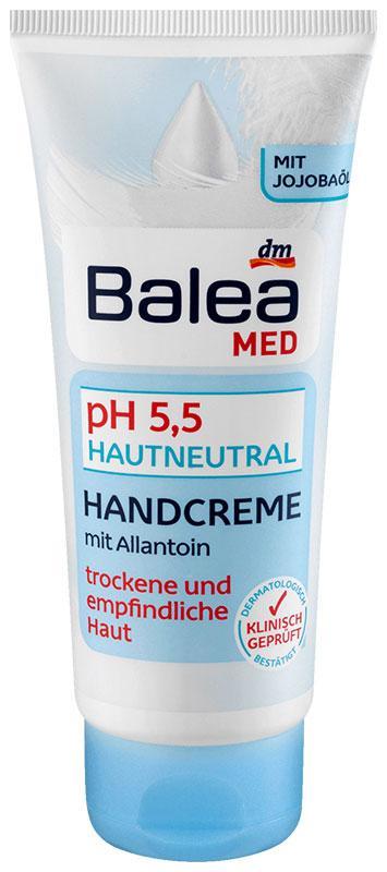 Крем для рук Balea Hautneutral PH 5,5 c аллантоином 100мл