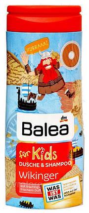 Гель для душа + шампунь Balea Wikinger без слез 300мл, фото 2