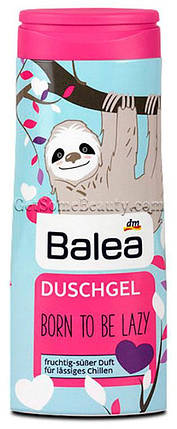 Гель для душа Balea Born to be lazy 300мл, фото 2