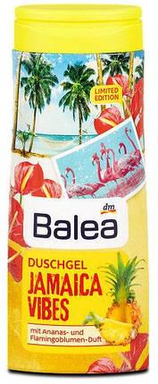 Гель для душа Balea Jamaica Vibes с ароматом ананаса и цветка фламинго 300мл, фото 2