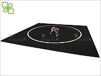 Борцовский ковер для тренировок 50 мм, 12х12 м., фото 1