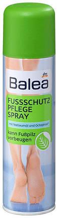 Спрей для ног Balea с маслом чайного дерева и октопироксом 200мл, фото 2