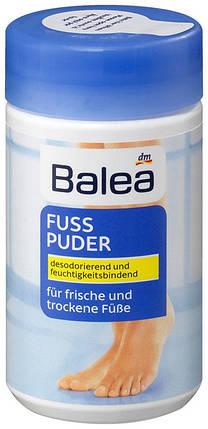 Тальк для ног Balea 100г, фото 2