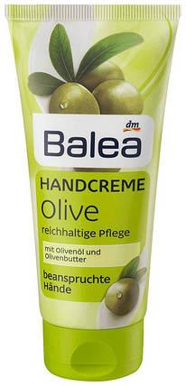 Крем для рук Balea с экстрактом оливок 100мл, фото 2