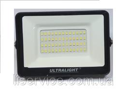 Прожектор Ultralight SPG 70, Slim, чорний , фото 2