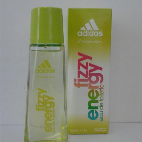 Туалетная вода Adidas fizzy energy 50 ml