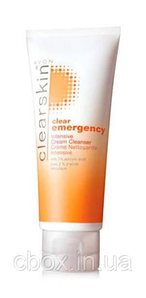 Очищающее средство быстрого действия для проблемной кожи, Avon Clearskin, Эйвон, 75 мл, 11971