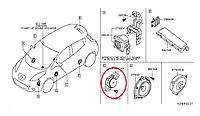 Nissan Leaf Динамік бокових дверей