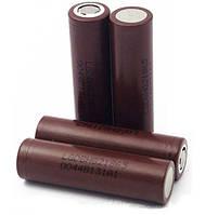 Акк. литий-ионные LG  HG2 18650 3.7V 3000mAh (шоколадка)