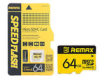 Карта п. REMAX COPY microSD 64 GB card Class 10