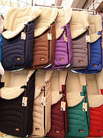 ОПТ - Зимние конверты и чехлы на овчине в коляску и санки