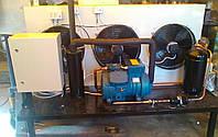 Монтаж компрессорных агрегатов