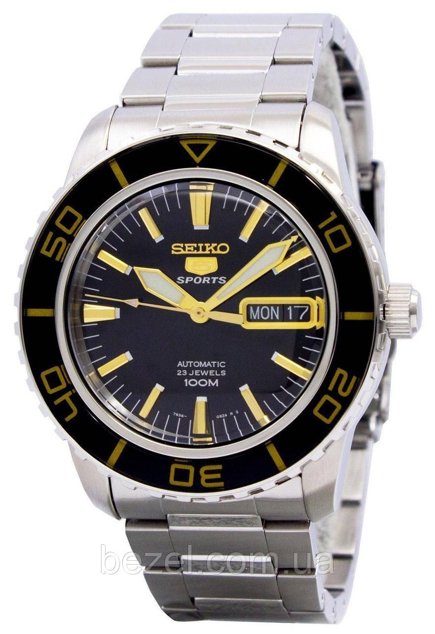 Чоловічі годинники Seiko SNZH57K1 Automatic