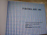 Fiberglass 145 штукатурная стекловолокно сетка 145г, пом синяя 50 кв.м.
