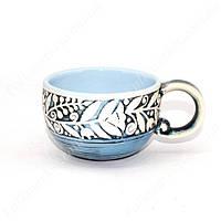 Чашка керамическая ручной работы 300 мл