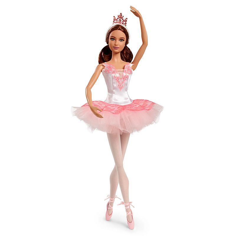 Кукла Барби коллекционная Прима балерина Barbie Collector 2016 Ballet Wishes Doll African-American