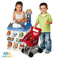 Детский игровой набор магазин касса музыка Keenway 31621