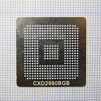 Трафарет CXD2980BGB