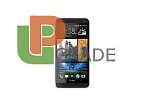 Защитная плёнка для HTC 801e One M7/801n, прозрачная