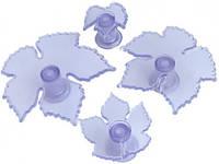 Плунжер для мастики листья винограда